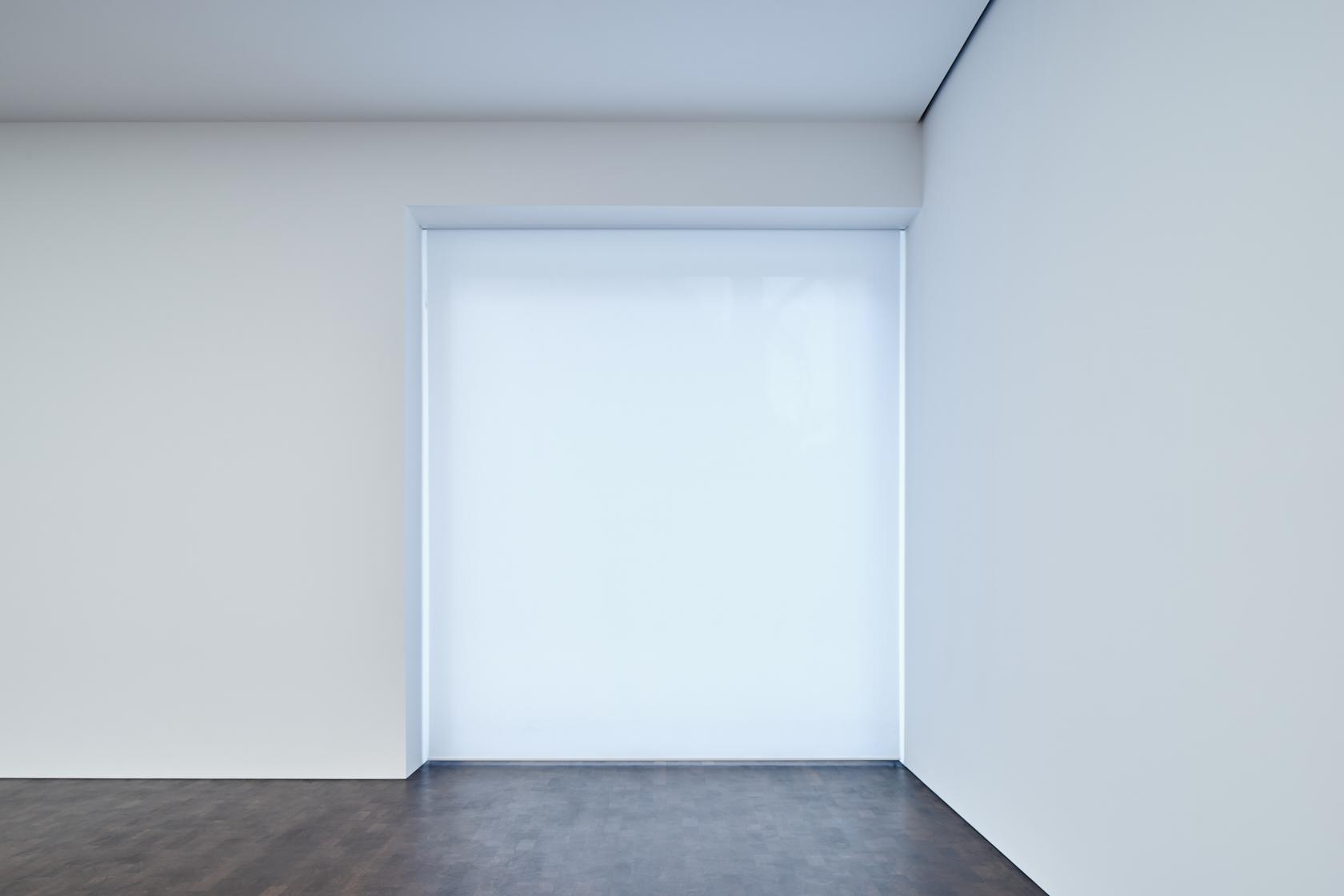 Gagosian Mayfair, main gallery space