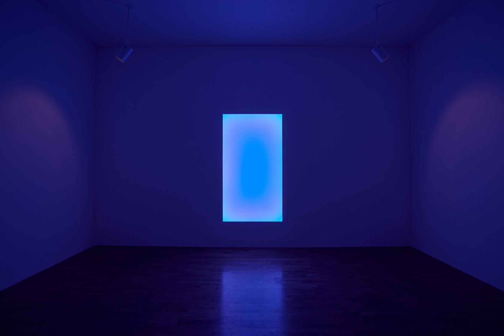 James Turrell, Tall Glass