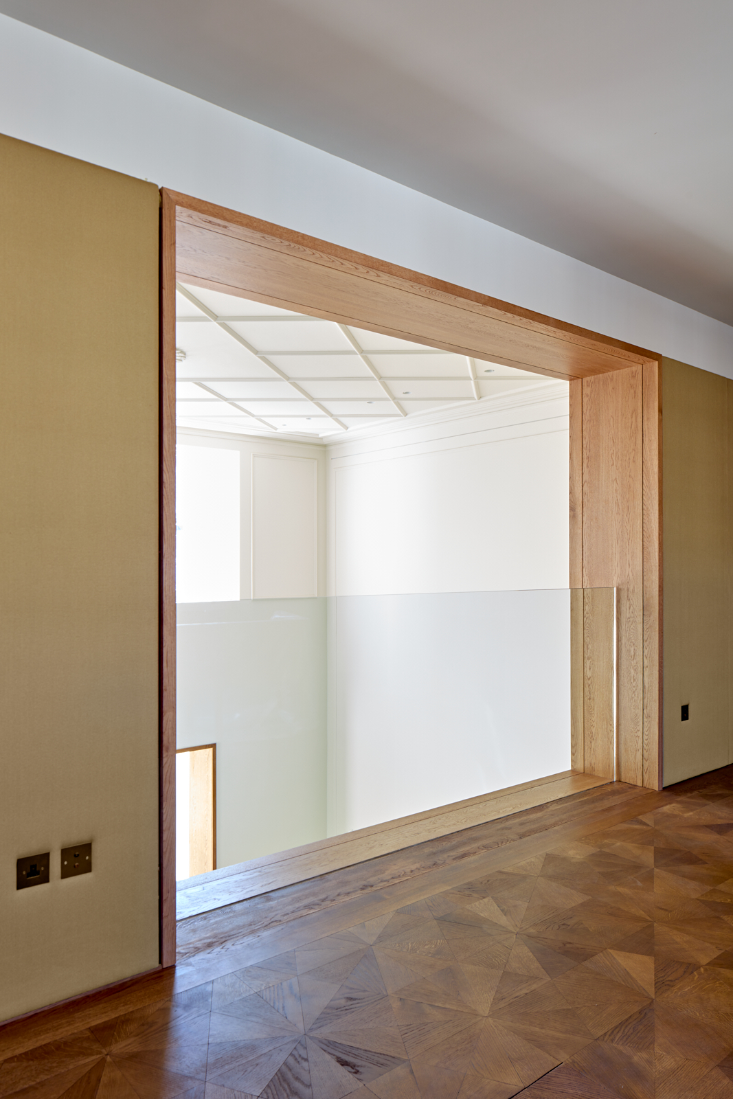 Gabriel Chipperfield, interior, double height space