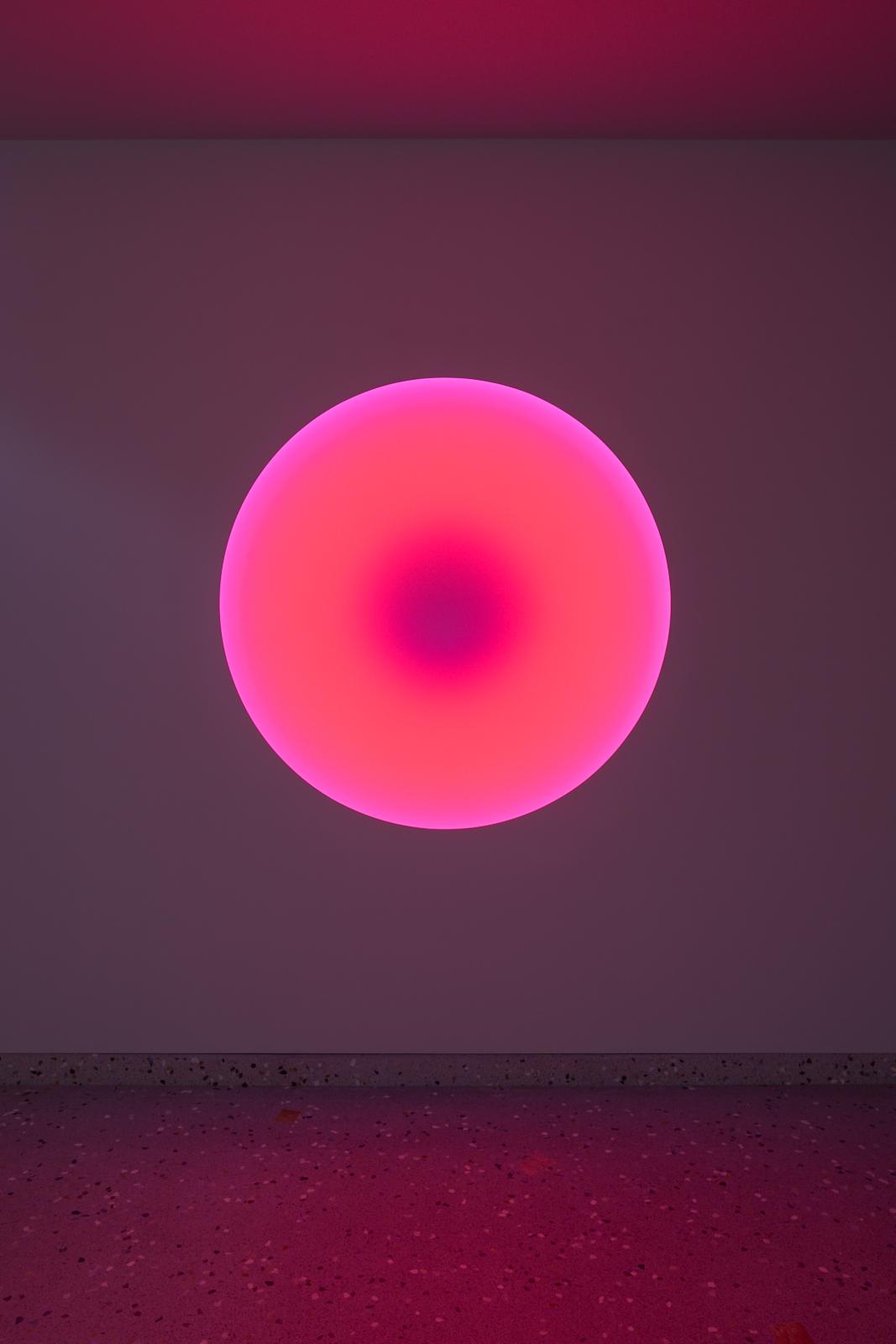 James Turrell, installation art